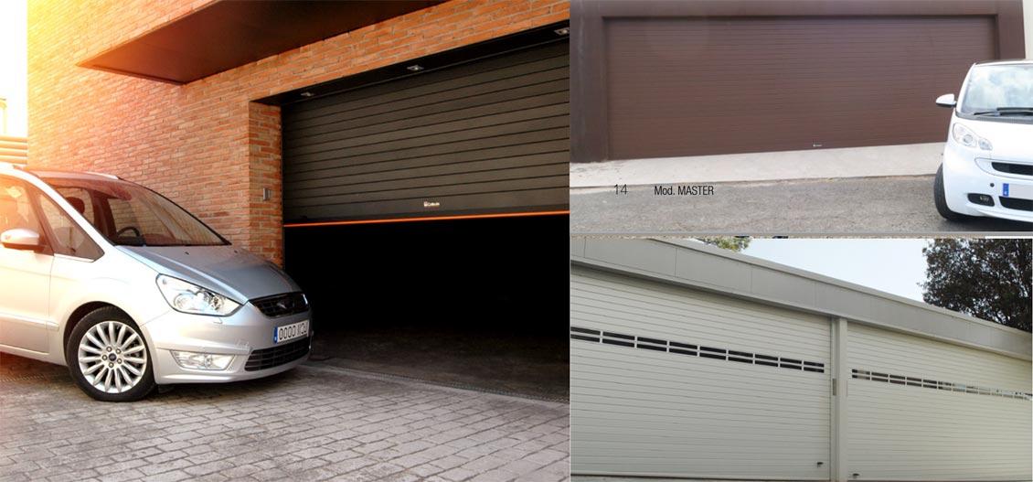 TBT - Serrande di sicurezza Callbaix per garage e parcheggi