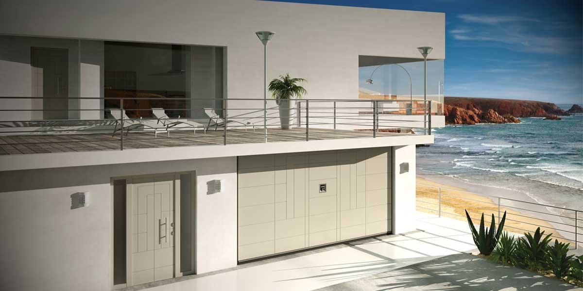 Basculanti e chiusure garage tbt porte basculanti for Design moderno garage indipendente