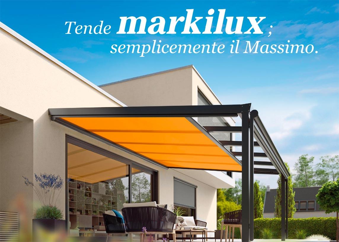 TBT rivenditore delle tende da sole Markilux, semplicemente il massimo